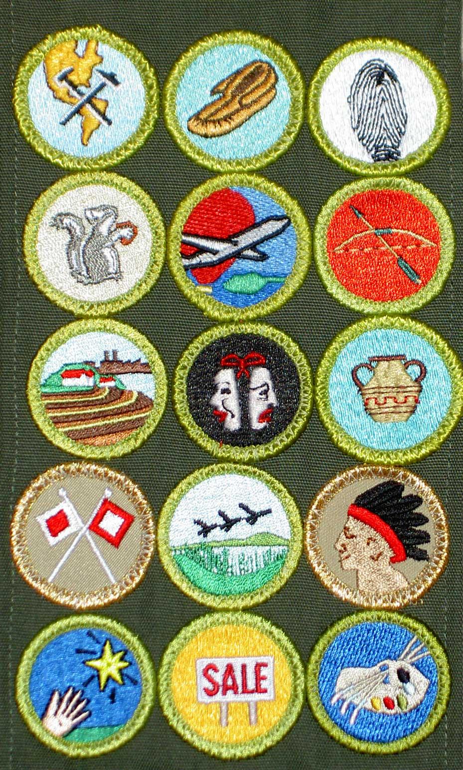Merit Badges | BSA Troop 368 ~ Best in the State!